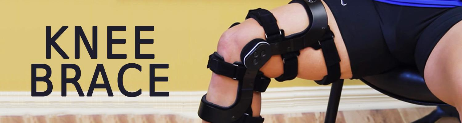 Knee Brace - Pain Relief and Protection all in One!