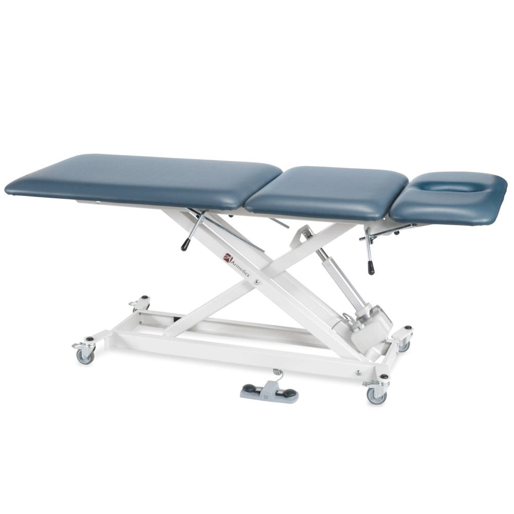 Armedica Am Sx3500 3 Section Hi Lo Treatment Table Hi Lo