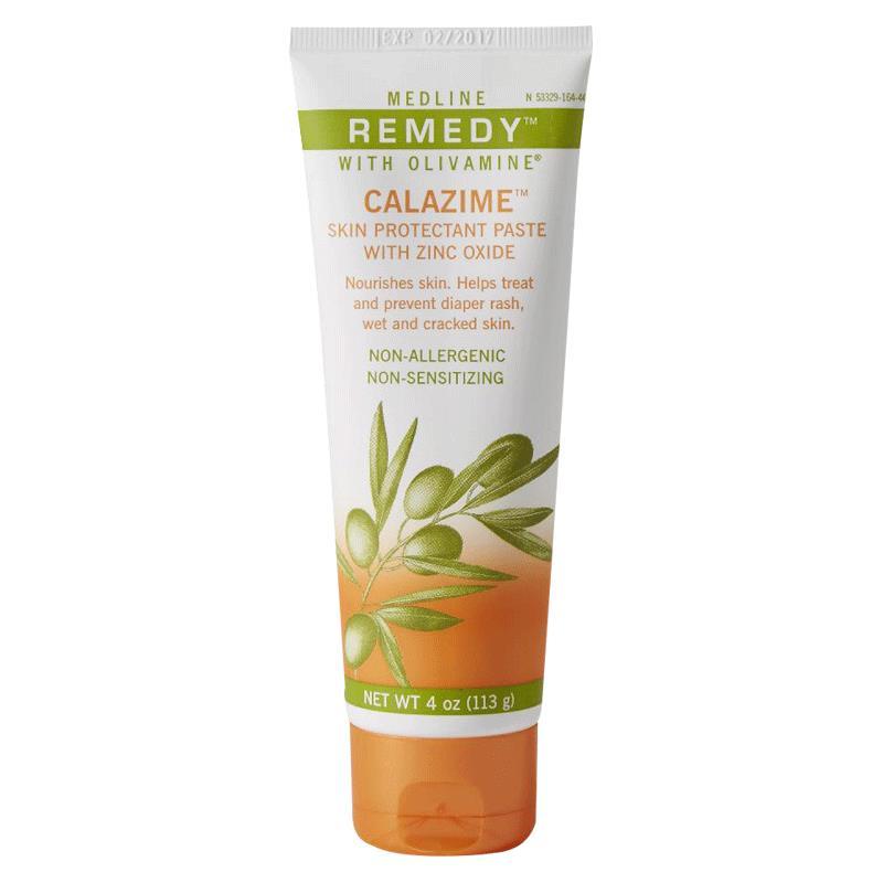 P Medline Remedy Olivamine Calazime Skin Protectant Paste