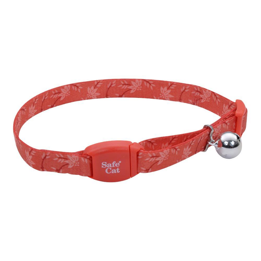 coastal pet safe cat adjustable breakaway collar with magnetic buckle pet care. Black Bedroom Furniture Sets. Home Design Ideas