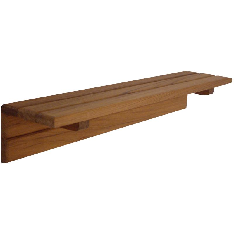 Teakworks4u Teak Shower Shelf Bathroom Accessories