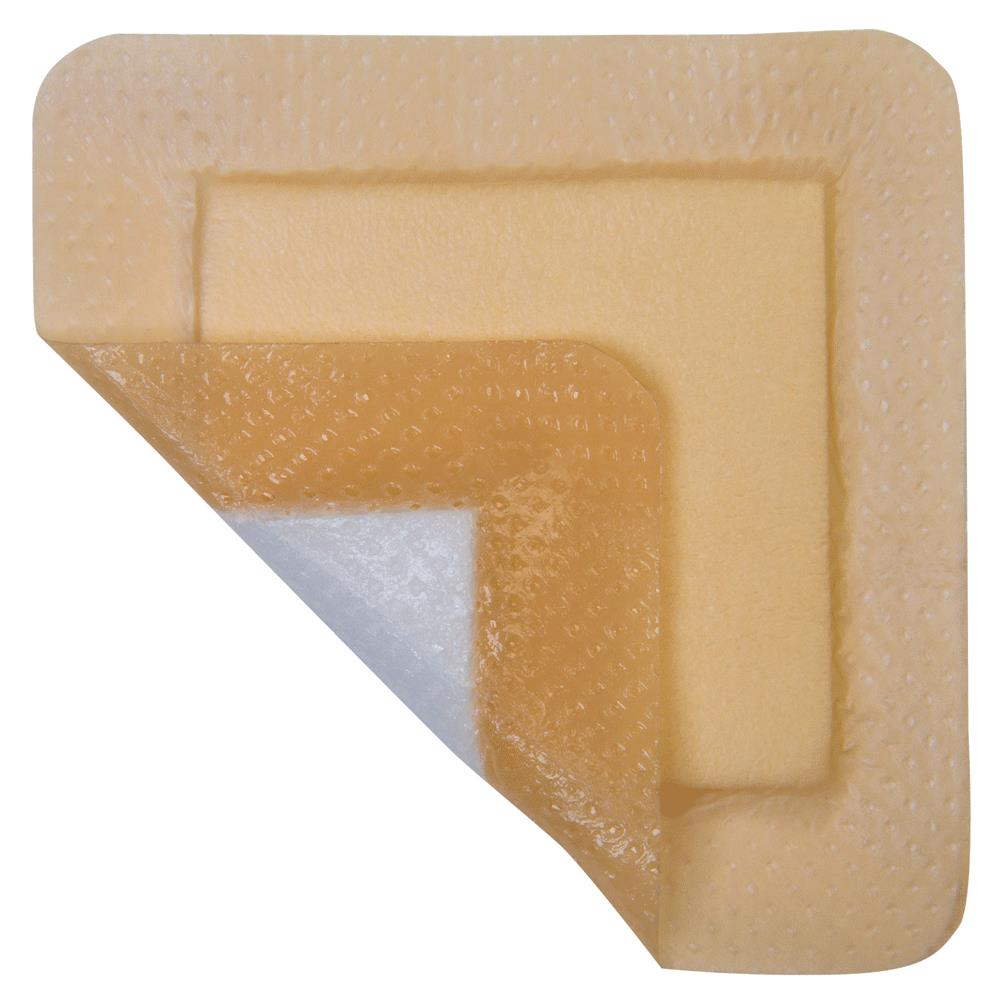 MediPlus Comfort Foam Silicone Adhesive Wound Dressing ...
