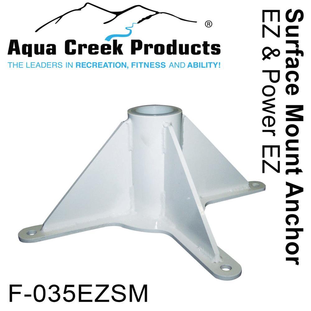 Aqua Creek EZ and EZ-Power Pool Lift Anchor | Patient