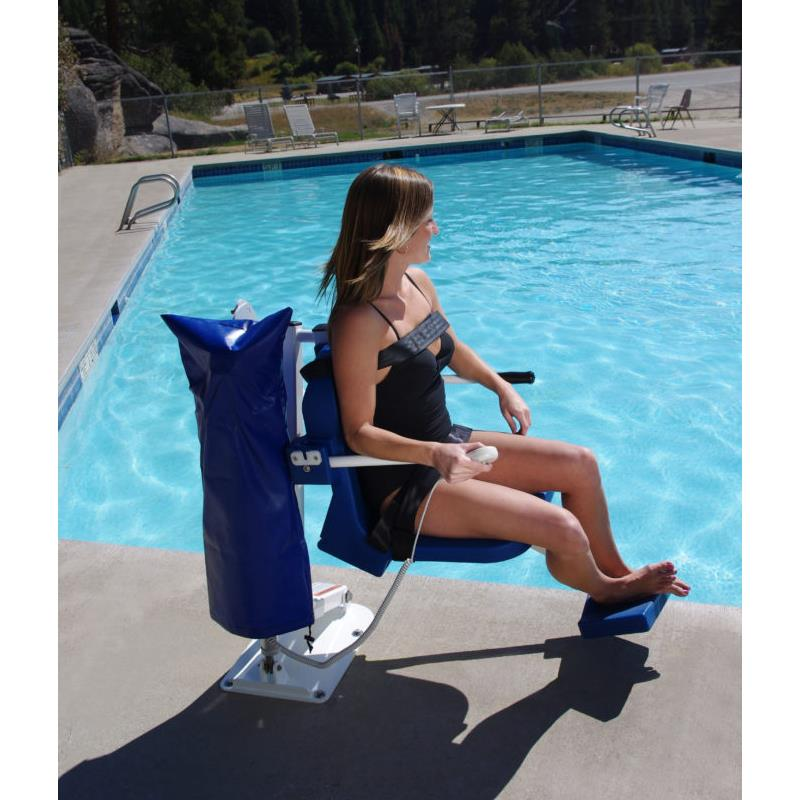 Aqua Creek Portable Pro Pool Lift Power Lifts