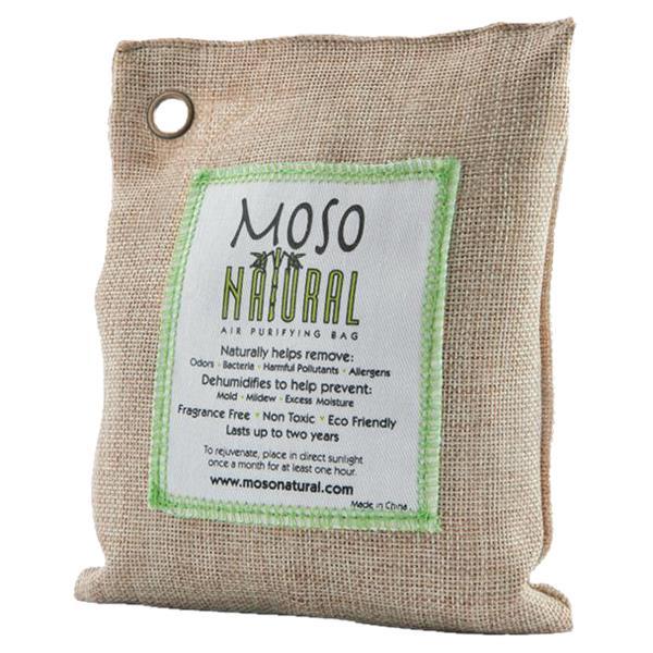 moso natural air purifying bag organic air purifiers. Black Bedroom Furniture Sets. Home Design Ideas