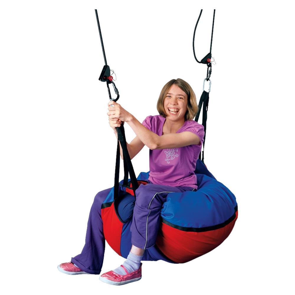 Flaghouse Bubble Swing Therapy Swings