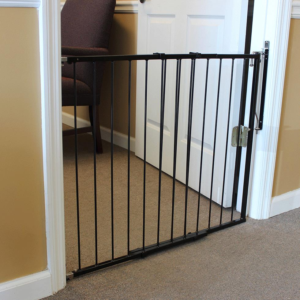 Cardinal Gates Duragate Safety Gate · Cardinal Gates Duragate Safety Gate   Black