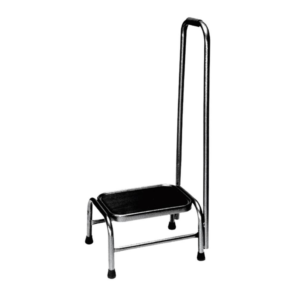 Armedica Non Slip Stainless Steel Footstool Treatment Stool