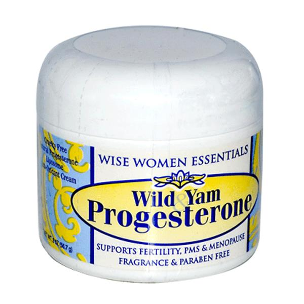 What Is Natural Progesterone Cream Made From