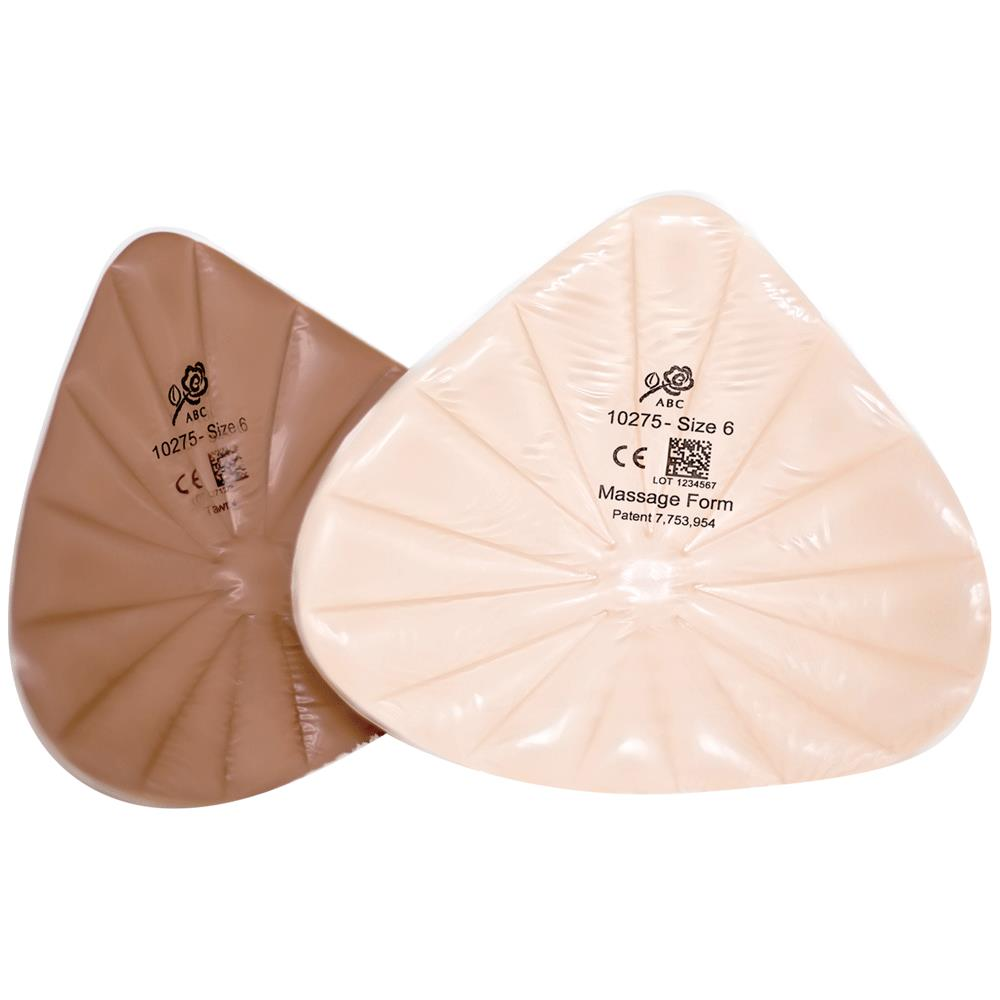 Abc Breast Forms - Super Soft Massage Form 10275-4637
