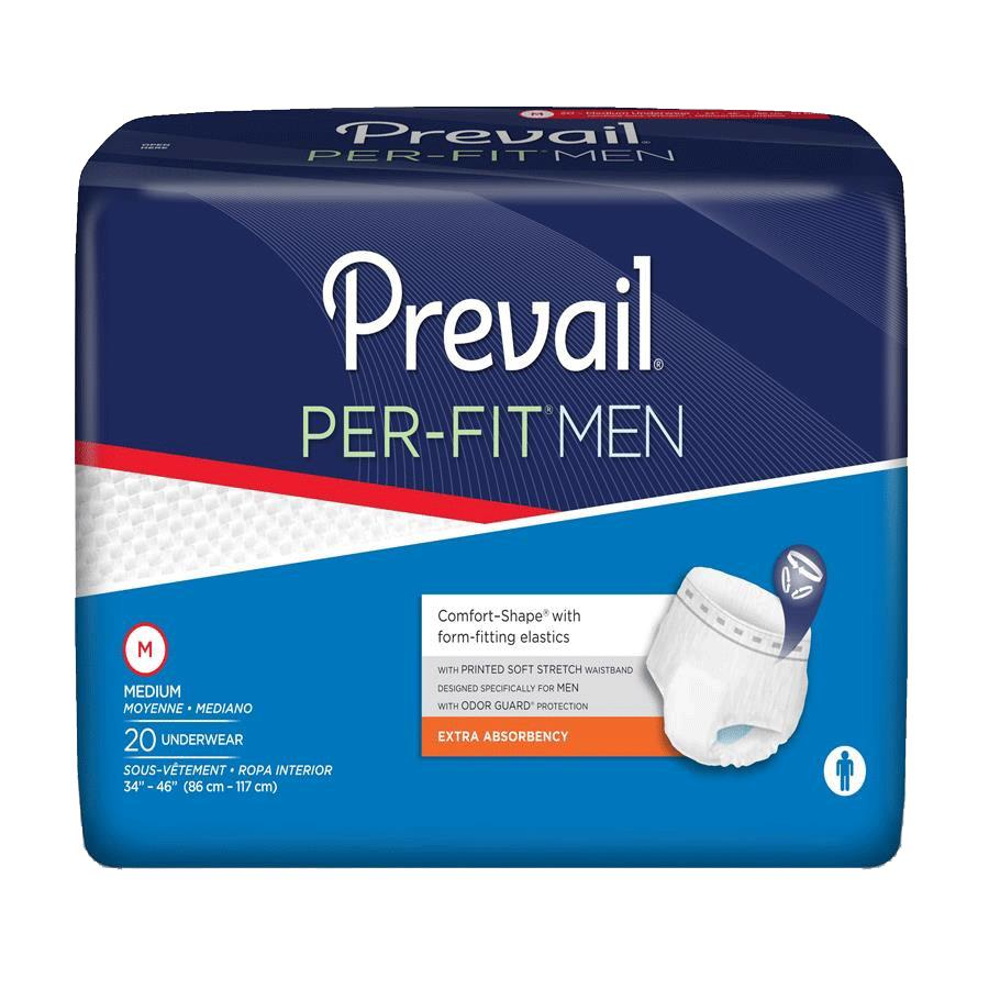First Quality Prevail Per-Fit Underwear For Men