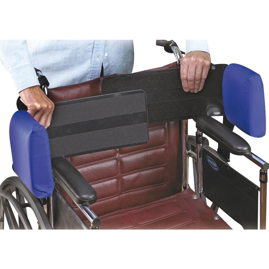 Skil Care Adjustable Lateral Support Wheelchair Accessories
