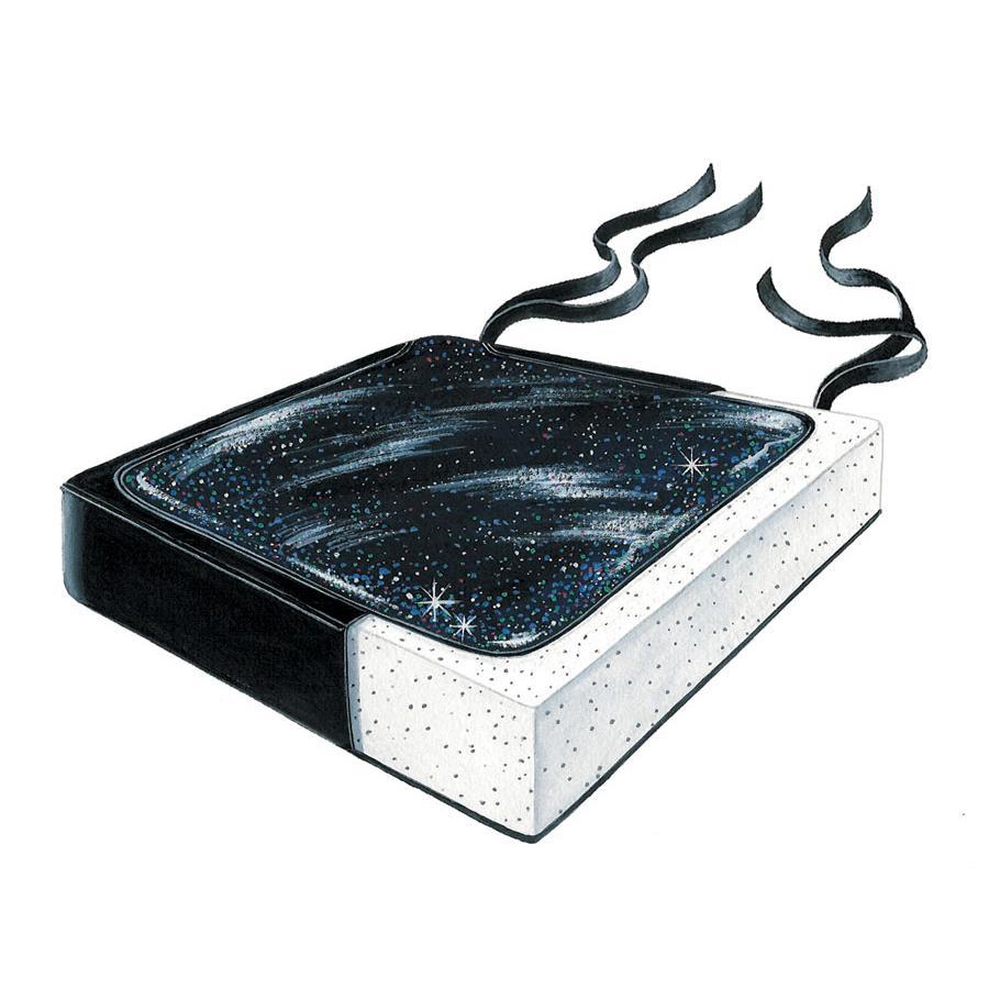 Skil Care Starry Night Gel Foam Cushion Foam Cushions