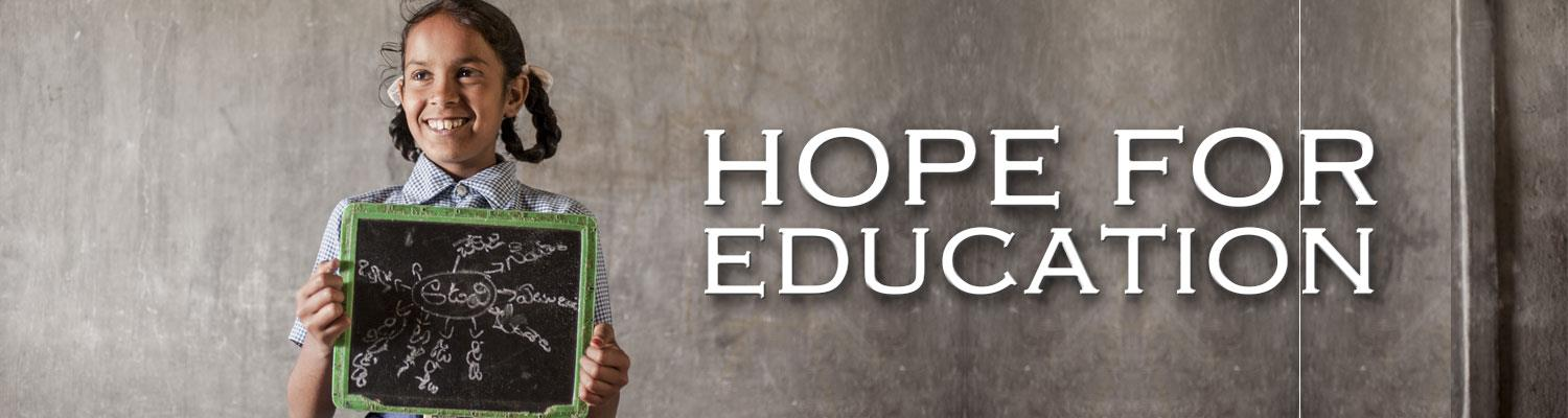 Hope For Education