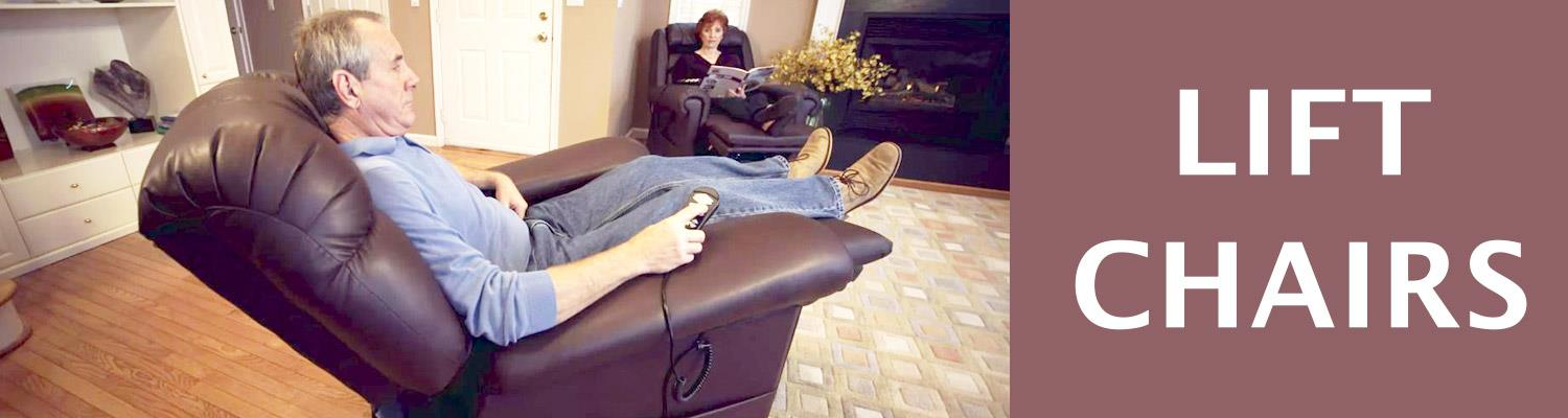 Top Four Reclining Lift Chairs