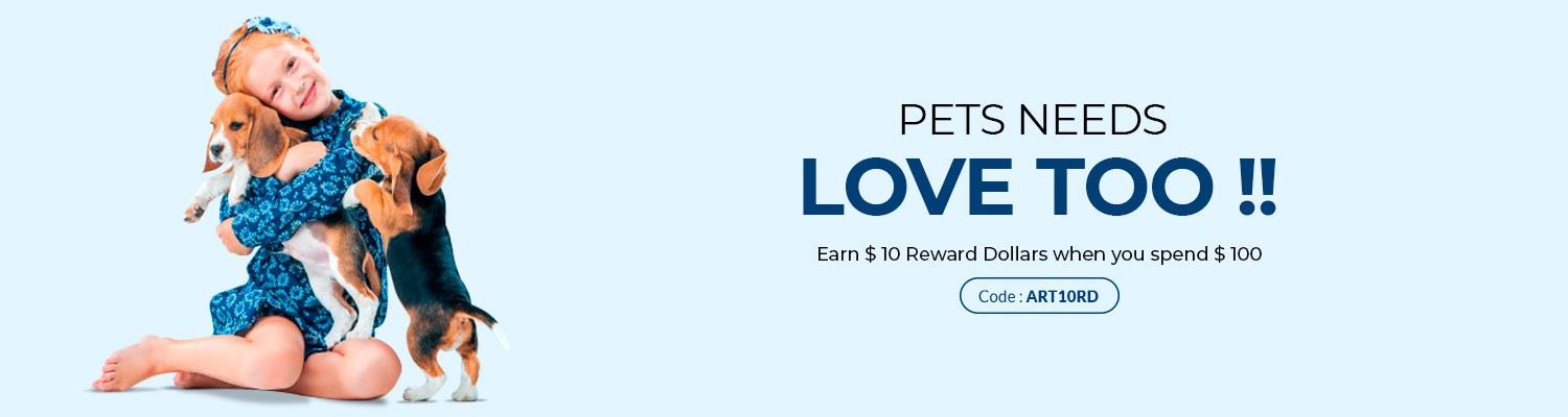 Pets Need Love Too!!