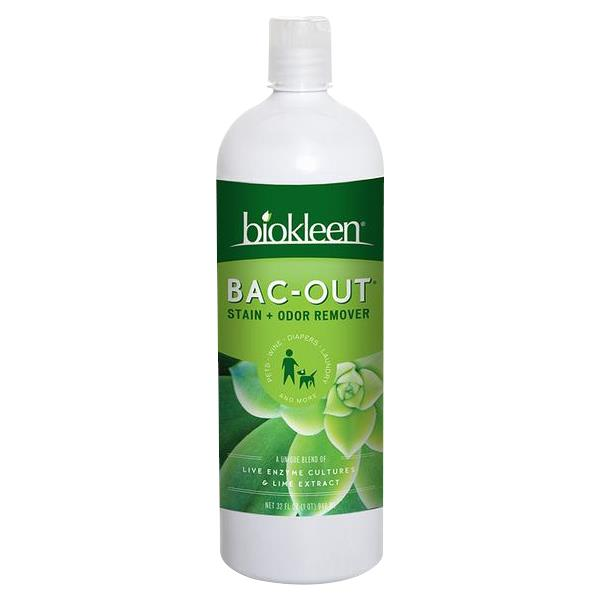 Biokleen Bac-Out Stain And Odor Remover