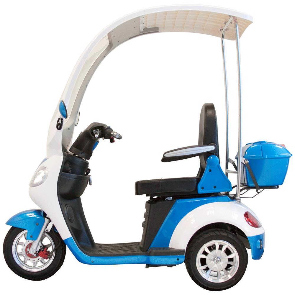 Ewheels Ew 44 Electric Three Wheel Scooter 3 Wheel Scooters