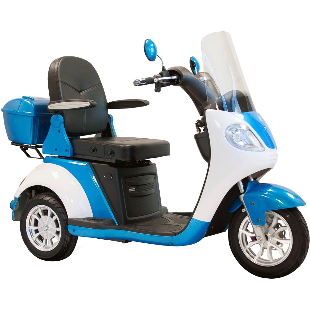 ewheels ew 42 electric three wheel scooter scooters. Black Bedroom Furniture Sets. Home Design Ideas