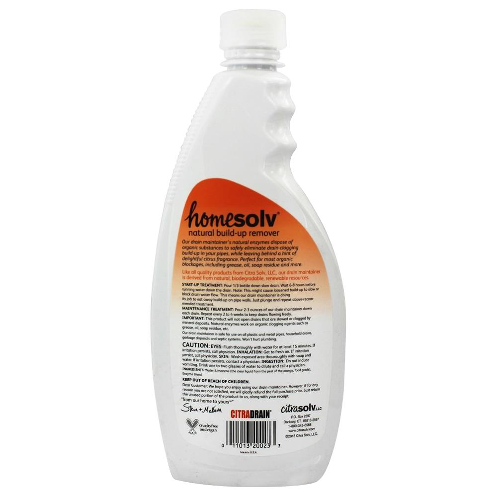 Drain Cleaner Natural Products