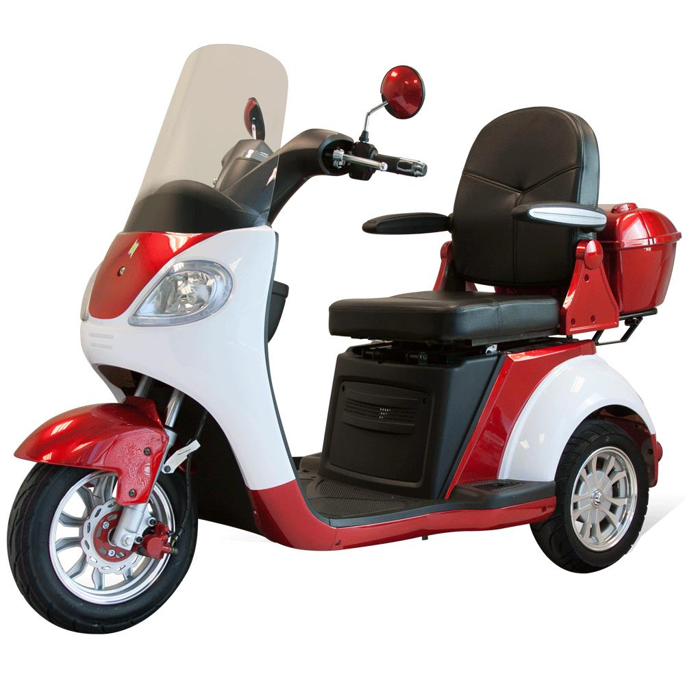 Ewheels Ew 42 Electric Three Wheel Scooter 3 Wheel Scooters