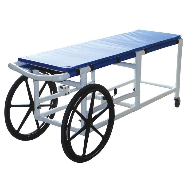 MJM International Self Propelled Stretcher   Shower Beds and Gurneys