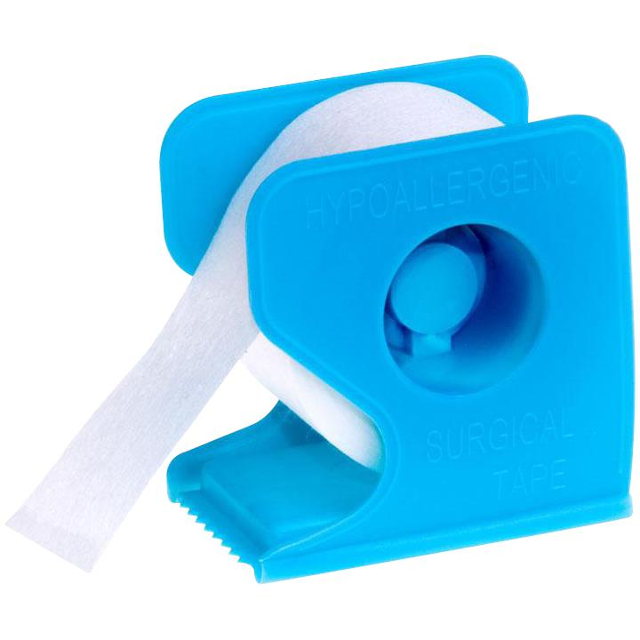 Medline Curad Paper Tape With Dispenser Hypoallergenic Tape