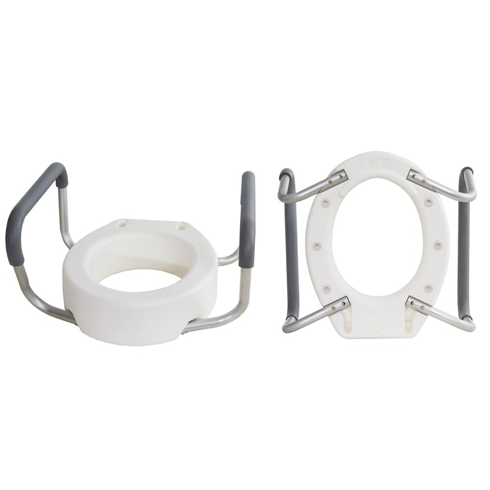 Essential Medical Toilet Seat Riser on Sale Read Reviews