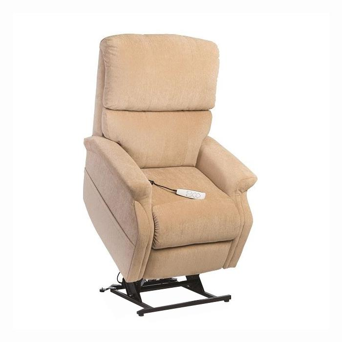 Pride infinity lc 525im medium chaise lounger for Chaise quadriceps