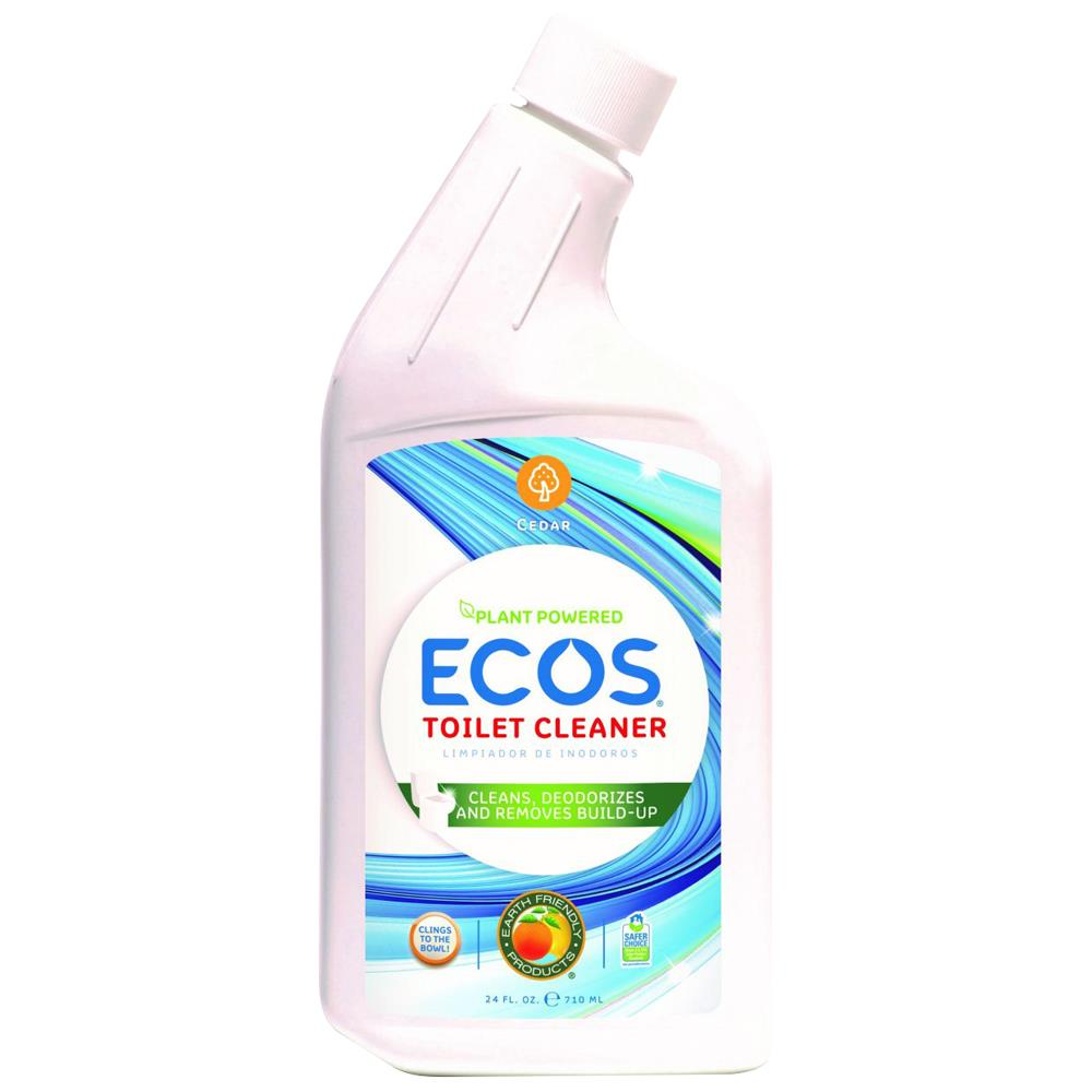 earth friendly products earth friendly products ecos toilet bowl cleaner 30483