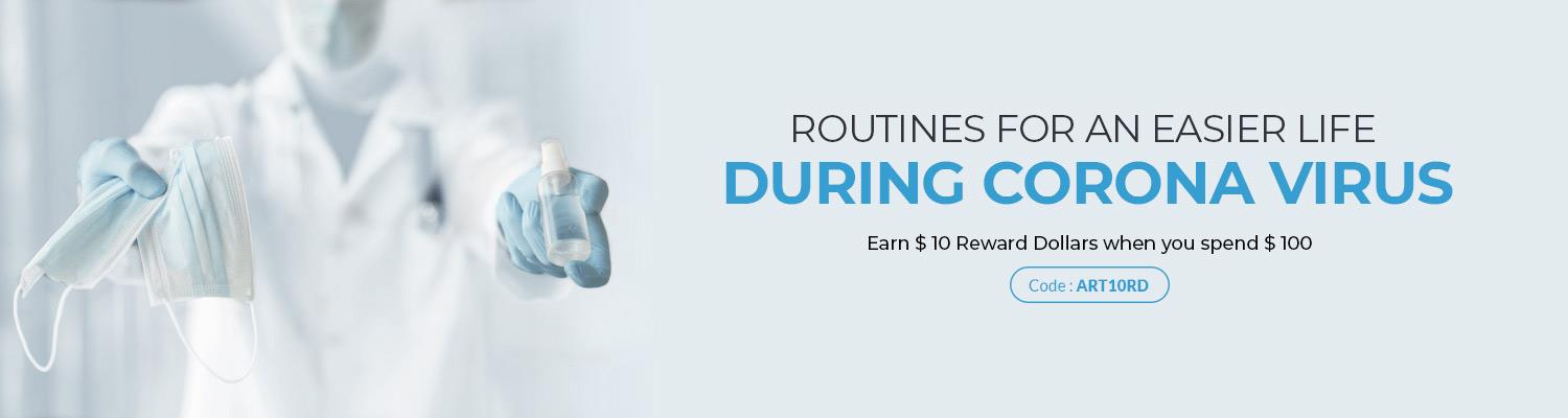 Routines for an Easier Life During Coronavirus