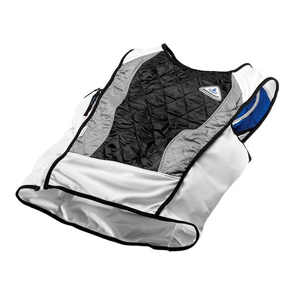 Hi-Viz Lime HyperKewl Evaporative Cooling Ultra Sport Vest Large by HyperKewl