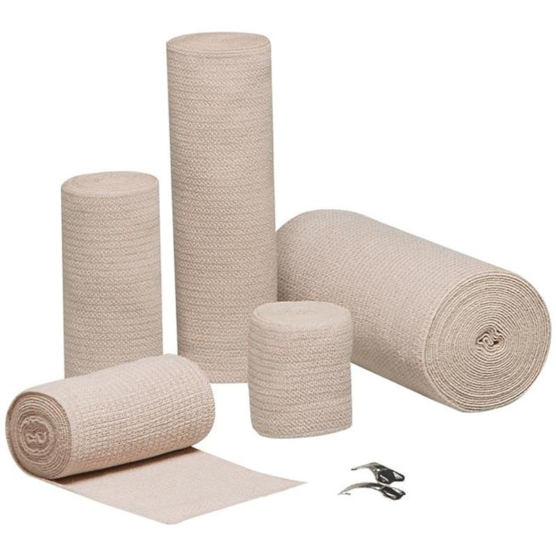 Econo Wrap Lf Woven Latex Free All Purpose Elastic Bandages