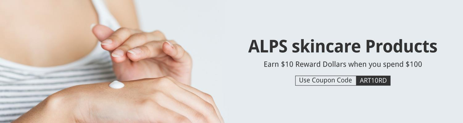 How Do Alps Skincare Products Help?