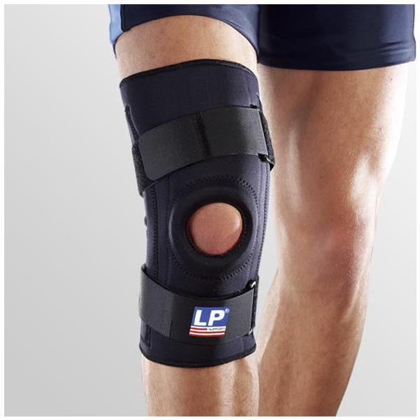 a0c50143d3 LP Support Knee Stabilizer With Buckles | Neoprene Knee Braces