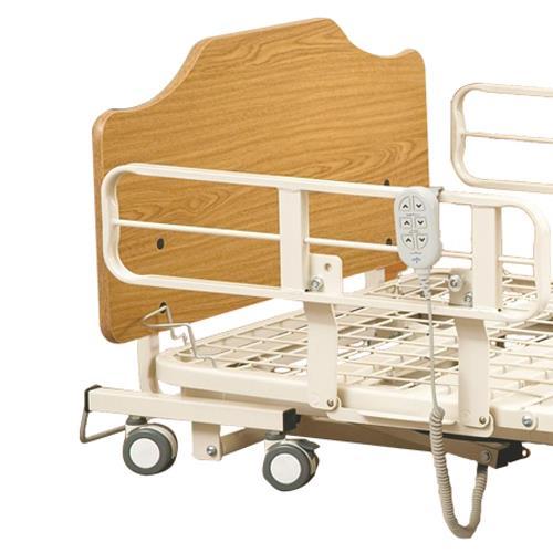 medline alterra 1232 hi-low full electric hospital bed   hospital bed