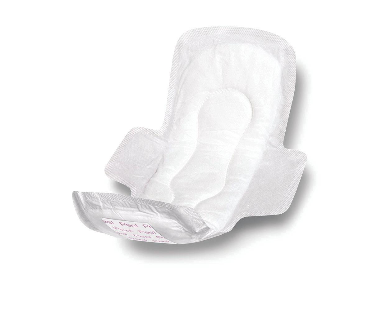 Poise Overnight Incontinence Pads – our most absorbent bladder control pad for extra protection, both day and night SleepSecure shape with 75% wider back for protection while lying down (vs. Poise Ultimate Regular Pads).
