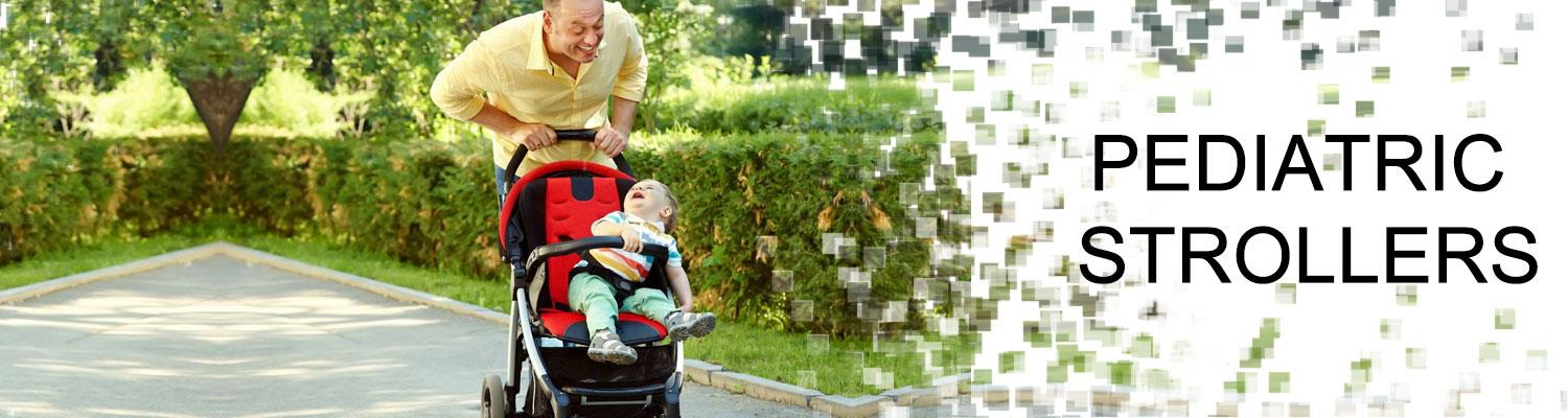 Pediatric Strollers: A Joyful Ride for Children and Parents