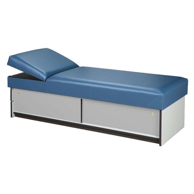 Wondrous Clinton Recovery Couch With Sliding Doors Pabps2019 Chair Design Images Pabps2019Com