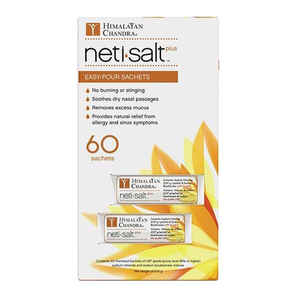 Himalayan Chandra Nasal Care Neti Salt Refill Sachets