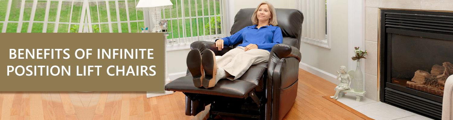 Benefits of Infinite Position Lift Chairs