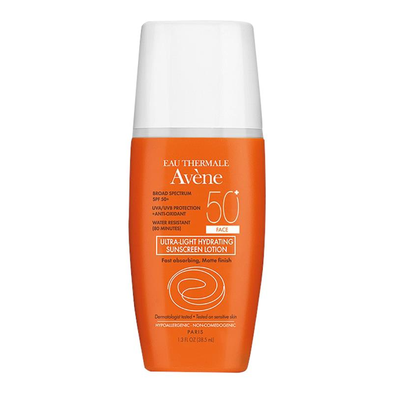 Avene Mineral Ultra Light Hydrating Sunscreen Lotion With