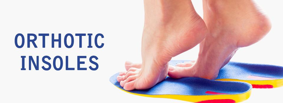 Orthotic Insoles to Pamper Your Feet and Correct Foot Disorders