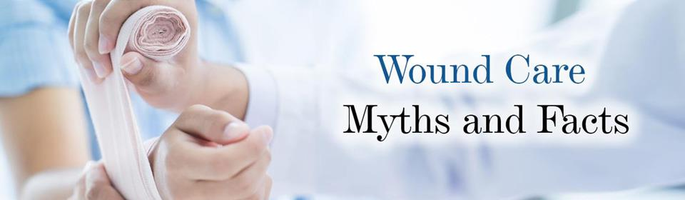 Proper Woundcare - 12 Myths and Facts