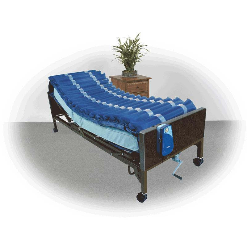 Air Mattress Overlay: Drive Med Aire Five Inches Alternating Pressure Mattress