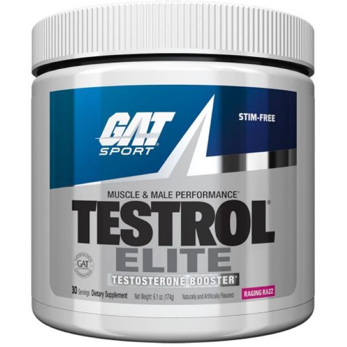 Gat Sport Testrol Elite Body Building Supplement Body Building Supplements