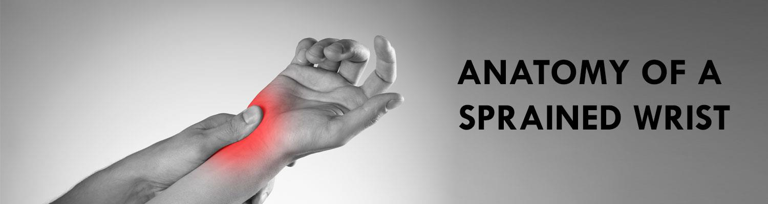Anatomy Of A Sprained Wrist Health Products For You