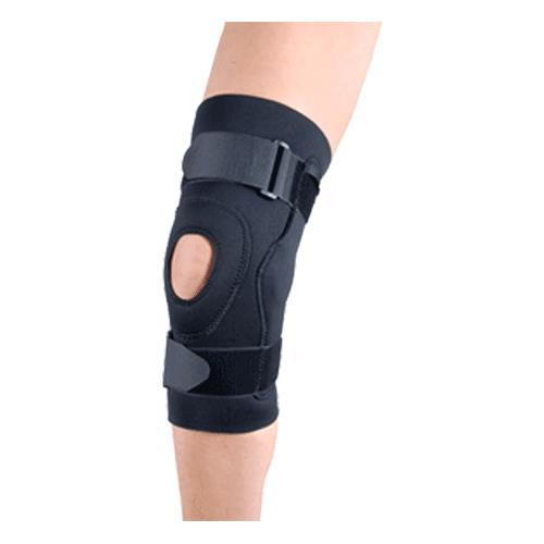 8bf60a5ccf Ovation Medical Neoprene Hinged Knee Support | Knee Supports