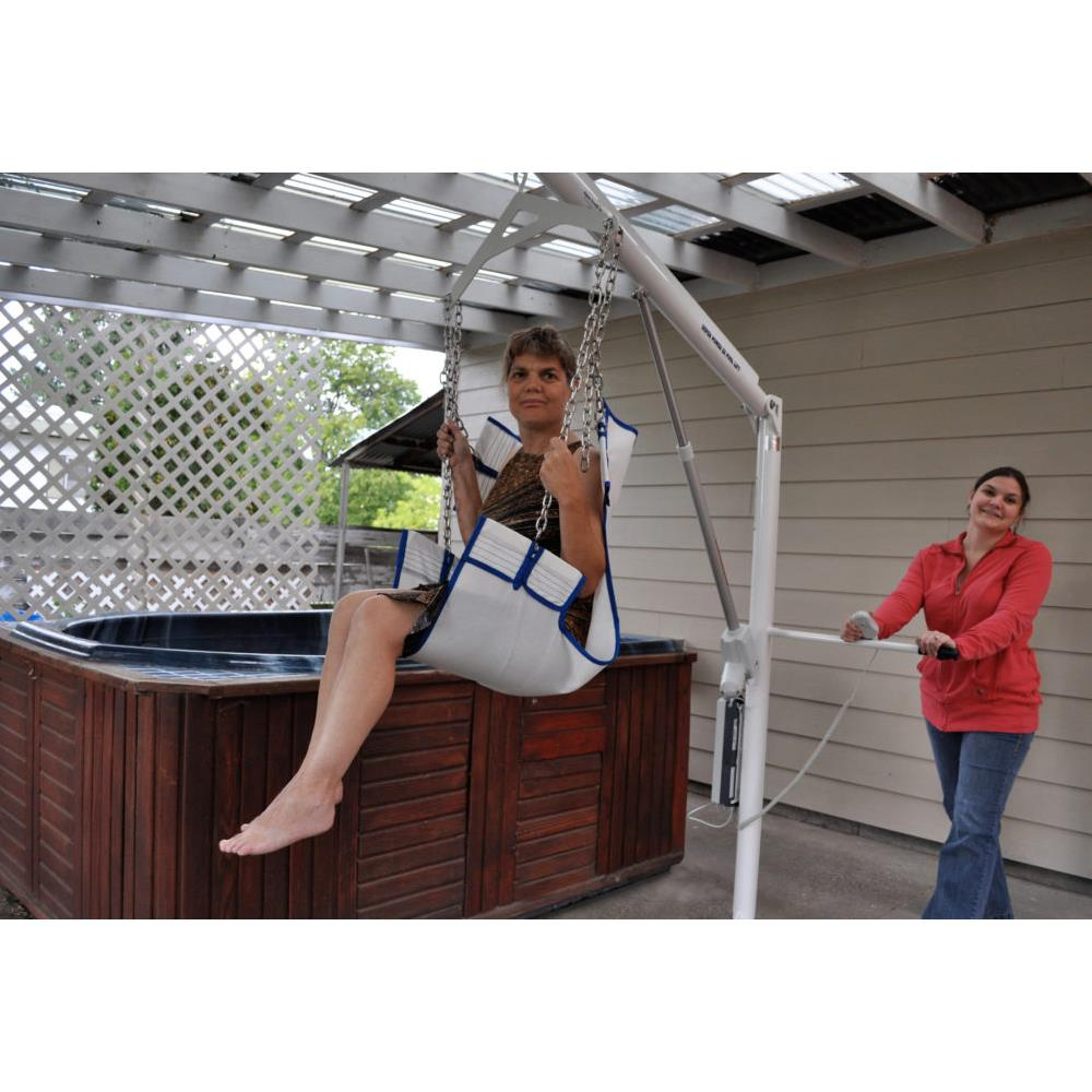 Aqua Creek Super Power Ez Pool Lift Power Lifts