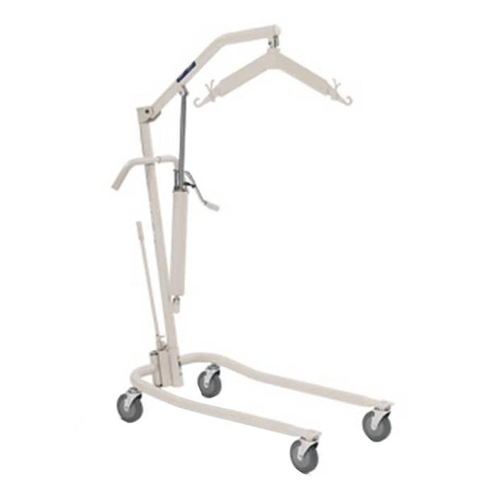Hydraulic Medical Lift Chair : Invacare manual hydraulic patient lift lifts
